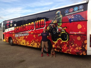 Kangaroo Kid - Tour Bus 2