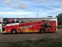 Kangaroo Kid - Tour Bus 3