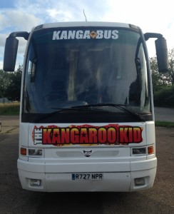 Kangaroo Kid - Tour Bus 4