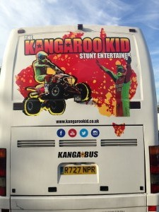 Kangaroo Kid - Tour Bus 5
